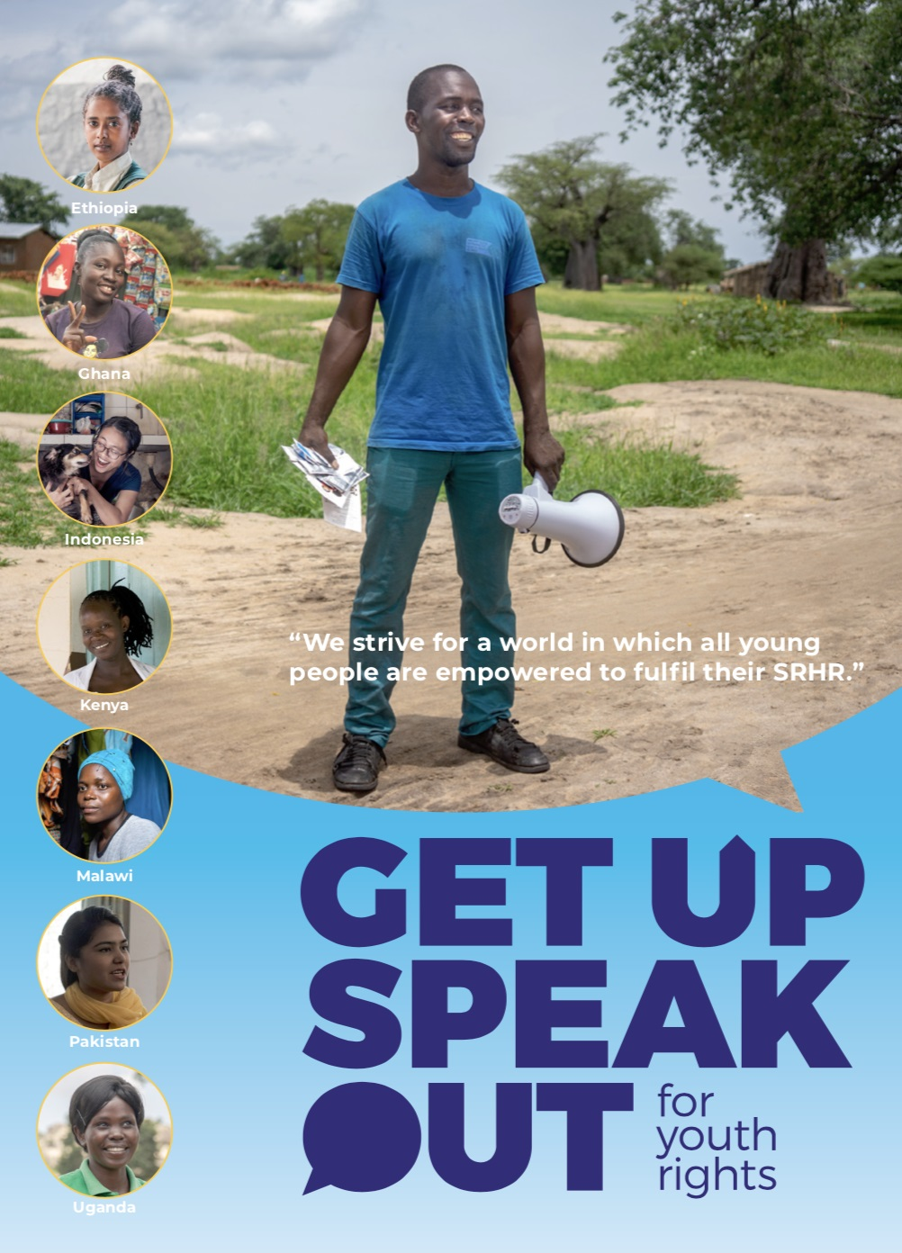 Get Up Speak Out Magazine